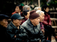 Envelhecimento da população preocupa potências asiáticas