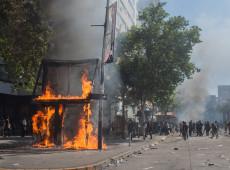 Chile organiza greve geral para pressionar Piñera a implantar reformas sociais