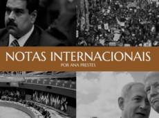 Notas Internacionais, por Ana Prestes: 12 de novembro de 2018