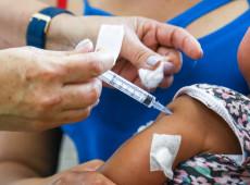 ONU alerta para riscos da queda de vacinação em crianças