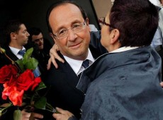 Partido de Hollande vence 1º turno das eleições legislativas na França