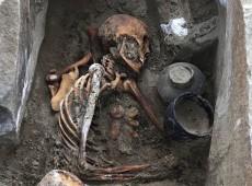Múmia completamente preservada é encontrada na Sibéria