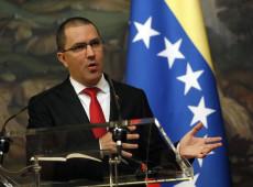 Venezuela é capaz de vencer qualquer ameaça militar, diz chanceler do país