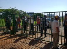 Venezuela responsabiliza governo Bolsonaro por segurança de diplomatas na embaixada em Brasília