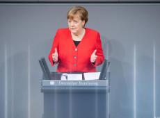 Merkel descreve situação sob Bolsonaro como dramática