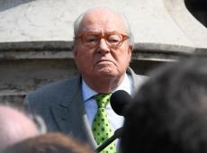 Ex-líder da extrema direita francesa é acusado de empregar funcionários fantasmas