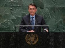 Em discurso na ONU, Bolsonaro ataca comunismo, Cuba, Venezuela, França e mídia