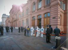 Polícia investiga ameaça de bomba na Casa Rosada e na Câmara da Argentina
