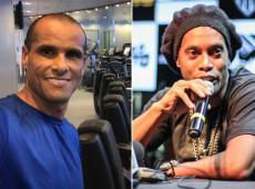 Barcelona vai se distanciar de Ronaldinho Gaúcho e Rivaldo por apoio a Bolsonaro, diz jornal