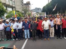 Maduro: Responsável pelos protestos no Equador é o FMI
