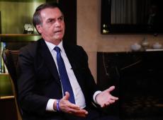 Prometi na campanha, mas depois vi que não era tão simples, diz Bolsonaro sobre mudar embaixada em Israel