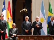 Líderes da América Latina assinam novo acordo de integração para substituir Unasul