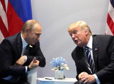 Trump conversa por telefone com Putin sobre Venezuela e Coreia do Norte