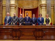 Parlamento da Catalunha escolhe novo presidente