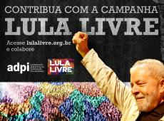 Campanha Lula Livre lança projeto de crowdfunding
