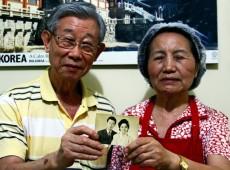 """Ele do Sul e ela do Norte: coreanos vivem """"unificados"""" no Brasil há 50 anos"""