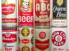 Hoje na História: 1935 - Pela primeira vez, cerveja é comercializada em lata nos EUA