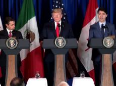 EUA, México e Canadá assinam acordo comercial que substitui Nafta