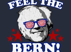 #FeeltheBern: Redes sociais impulsionam campanha de Bernie Sanders nos EUA