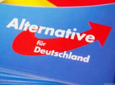Maioria dos alemães é contra cooperação política com AfD