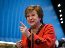 UE escolhe búlgara Kristalina Georgieva para dirigir FMI