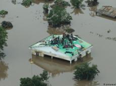 Ciclone atingiu 2,8 milhões de pessoas no sul da África