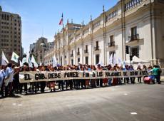 Chile: Human Rights Watch acusa polícia e Exército de abuso e uso desproporcional da força