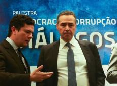 Vaza Jato: Ministro do STF convidou Moro e Dallagnol para jantar e garantiu 'máxima descrição'