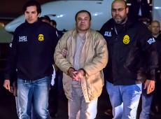 Traficante 'El Chapo' é condenado à prisão perpétua nos EUA