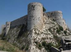 Síria: Fortaleza medieval retoma função original no século 21