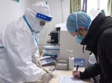 OMS admite erro e diz que risco global do coronavírus é alto