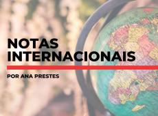 Notas Internacionais: O clima tá esquentando