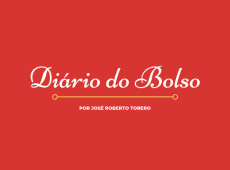 Diário do Bolso: Diário, eu fiquei impressionado!