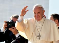 Papa recebe brasileiros defensores da liberdade de Lula e mãe de Marielle