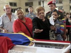 Chávez sem fantasmas