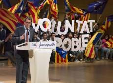 Catalunha à deriva