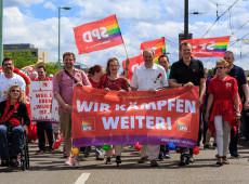 Crescem ataques contra pessoas LGBT na Alemanha