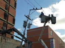 Após falhas em Caracas e Miranda, Venezuela anuncia restauração total da energia