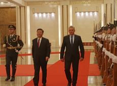 Díaz-Canel e Xi Jinping se reúnem em Pequim para assinar acordos de cooperação