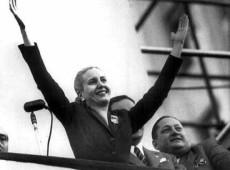 Sindicato argentino pede canonização de Eva Perón
