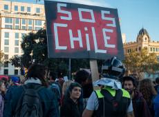 Chile: polícia reprime de maneira violenta protesto em torno do Congresso; prédio foi evacuado