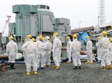 Radiação de Fukushima está 18 vezes acima dos níveis previstos