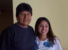 Governo autoproclamado da Bolívia dá salvo-conduto à filha de Evo Morales