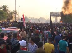 Iraque: número de mortos em protestos sobe para 100