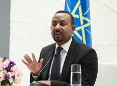 Primeiro-ministro da Etiópia, Abiy Ahmed, vence o Nobel da Paz