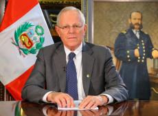 Ex-presidente do Peru é internado em UTI com pressão alta