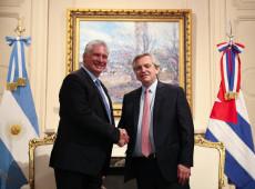 Temos um compromisso de irmandade com Cuba, diz Fernández