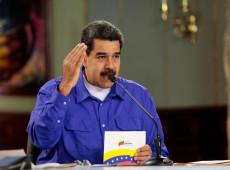 Maduro confirma diálogo com membros do governo Trump