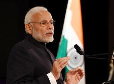 Resultados preliminares apontam vitória do premiê Narendra Modi em eleições na Índia