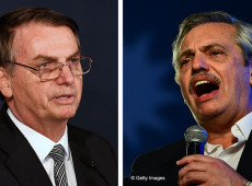 Bolsonaro enviará ministro para posse de Fernández